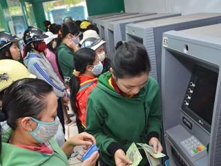 Ngành Ngân hàng đã đáp ứng đủ tiền mặt dịp Tết