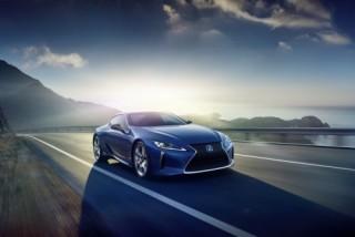 Lexus LC 500h phiên bản hybrid sẽ có mặt tại Geneva