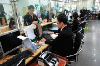 Nộp phạt qua hệ thống ngân hàng