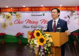 Vietcombank cần tham gia mạnh mẽ hơn trong xây dựng chính sách