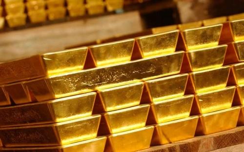 Đức chuyển 216 tấn vàng về nước năm 2016