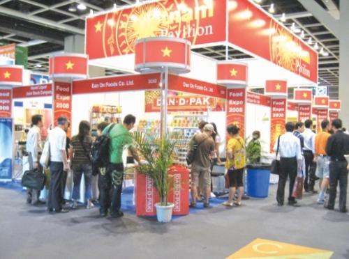 Xúc tiến thương mại: Cầu nối hàng Việt với thế giới