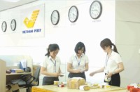 Bưu điện tiếp sức cho thương mại điện tử