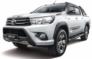 Toyota Hilux có thêm phiên bản 2.4G Limited Edition