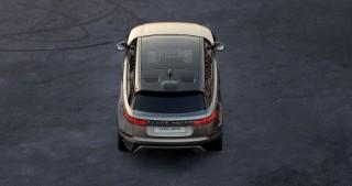 Gia đình SUV hạng sang đón chào tân binh Range Rover Velar