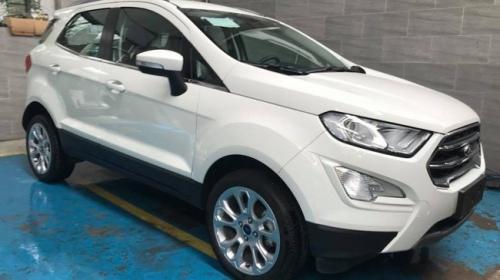 Ford EcoSport 2018 chính thức ra mắt tại Việt Nam