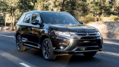 Mitsubishi Outlander PHEV sắp về Việt Nam ghi dấu mốc thành công tại châu Âu