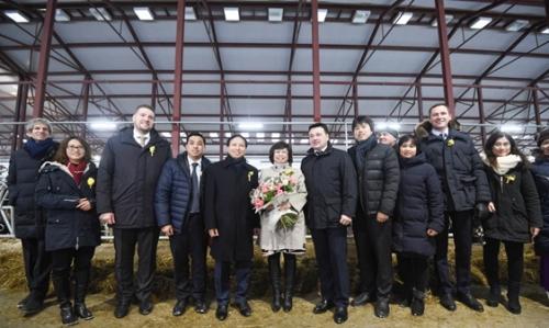 Khánh thành dự án do BAC A BANK tư vấn đầu tư tại Nga