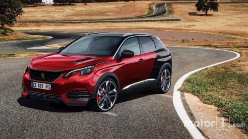 Peugeot sắp ra mắt SUV mới