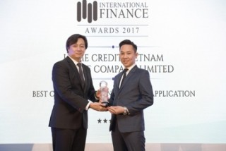 Home Credit có ứng dụng tốt nhất 2017