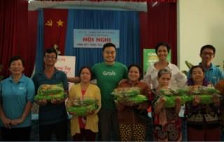 Grab Việt Nam hỗ trợ người nghèo đón tết