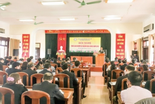 Ngành Ngân hàng Phú Thọ: Bước chuyển từ thực thi chính sách
