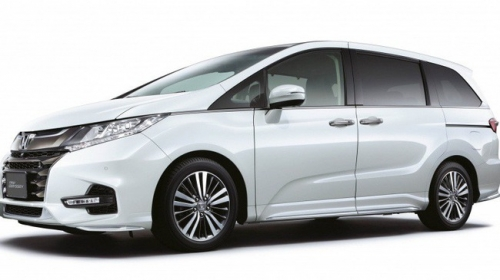 Honda Odyssey 2018 có giá khoảng 1,47 tỷ đồng tại Đông Nam Á