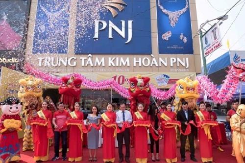 PNJ khai trương Trung tâm kim hoàn mới tại Đồng Nai