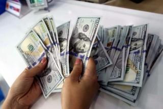 Giá bán cao nhất của đồng USD đang ở mức 22.745 đồng/USD