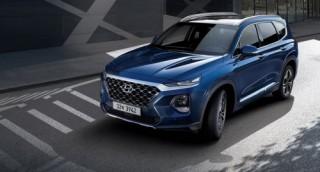 Hyundai SantaFe phiên bản mới tại Hàn Quốc có gì?