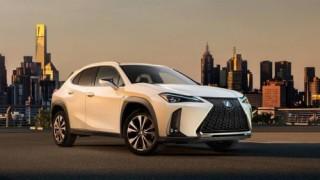 Xế sang Lexus UX chính thức lộ diện