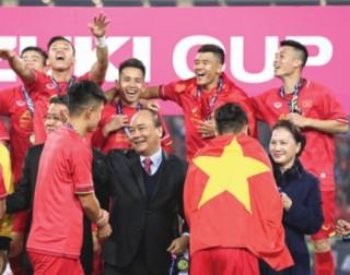 Bóng đá Việt Nam: Thế hệ vàng viết nên trang sử mới