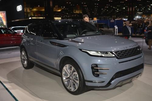 Range Rover Evoque 2020 có giá từ khoảng 985 triệu đồng