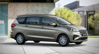 Suzuki Ertiga 2019 có giá từ 485 triệu đồng