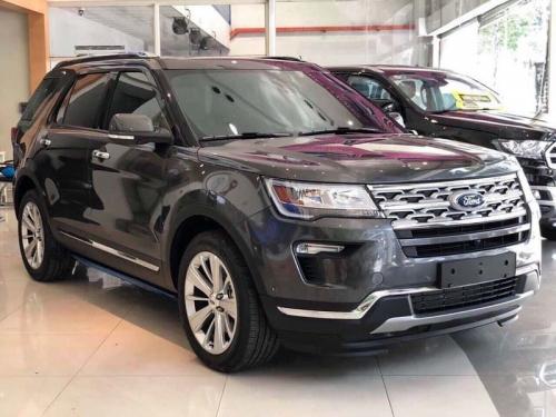 Ford Explorer 2019 tăng giá 75 triệu đồng