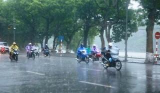 Bắc Bộ, Bắc Trung Bộ có mưa dông diện rộng