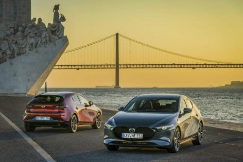 Chi tiết thông số kỹ thuật Mazda3 2019