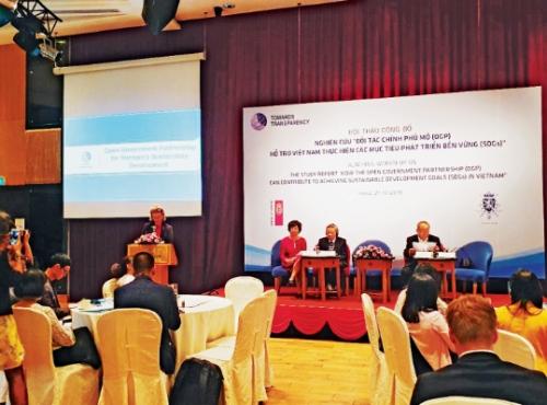 Phát triển bền vững: Cần phải có vai trò người dân