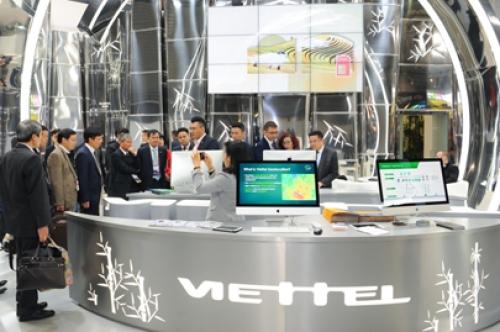 Viettel đưa 4 nhóm giải pháp kết nối thông minh tới MWC 2019