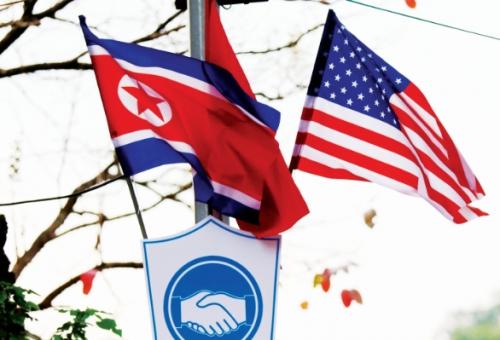 Sẵn sàng cho Hội nghị Thượng đỉnh Mỹ - Triều Tiên