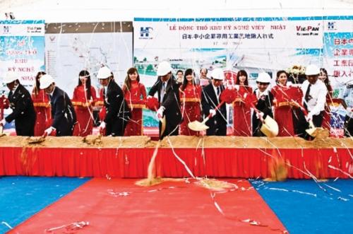 Việt Nam hấp dẫn nhà đầu tư Nhật Bản
