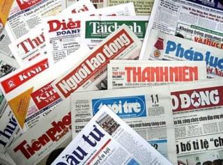 Báo chí có cần là ngành kinh doanh có điều kiện?!