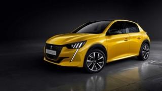 Phiên bản mới của Peugeot 208 lộ diện