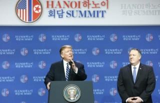Thượng đỉnh Mỹ - Triều không có thỏa thuận, ông Trump rời Hà Nội
