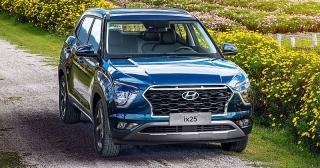 Hyundai Creta phiên bản mới sắp ra mắt có gì?