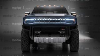 GMC Hummer EV 2020 - xe điện mạnh 1000 mã lực