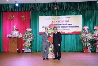 Bổ nhiệm chức danh Giám đốc Ngân hàng Nhà nước chi nhánh tỉnh Cao Bằng