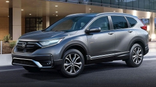 Honda CR-V 2020 sắp về Việt Nam