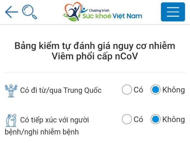 Viettel hoàn thiện App Sức khỏe Việt Nam nhằm phòng chống dịch do virus Corona