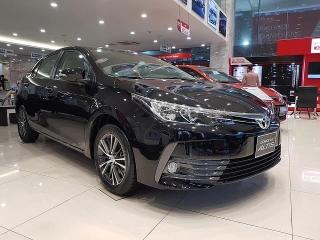 Khuyến mãi đến 85 triệu đồng khi mua xe Toyota trong tháng 2