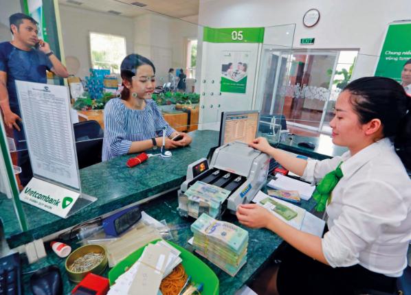 Ngân hàng Việt nỗ lực khẳng định thương hiệu