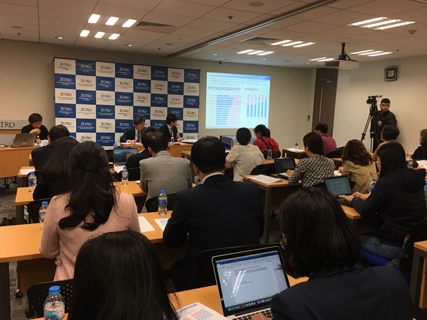 65,5% doanh nghiệp Nhật Bản tại Việt Nam kinh doanh có lợi nhuận