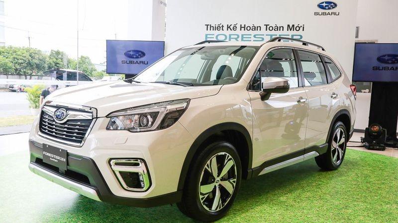 Subaru ưu đãi đến 180 triệu đồng khi mua Forester từ nay đến hết tháng 3