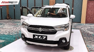 Suzuki XL7 mới ra mắt có gì?