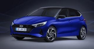 Hyundai i20 2020 lộ ảnh trước thềm Geneva Motor Show 2020