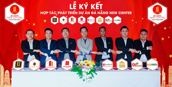 ky ket hop tac phan phoi du an da nang new center