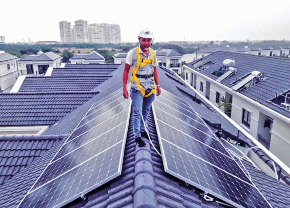 Mở rộng quy mô điện mặt trời