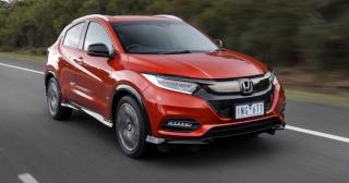 Nội thất của Honda HR-V thế hệ mới có gì?