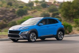 Hyundai Kona 2021 vừa ra mắt có gì?
