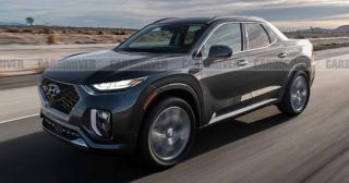 Bán tải Hyundai Santa Cruz có thể sẽ được ra mắt vào quý III